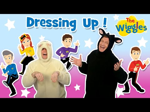Playtime with The Wiggles: Dressing Up