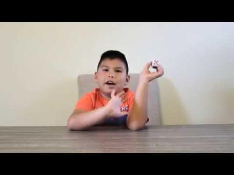 Fidget Cube Toy Review