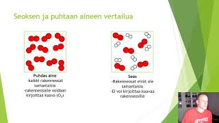 Leo Opetus -  6 Aineet ovat puhtaita aineita tai seoksia