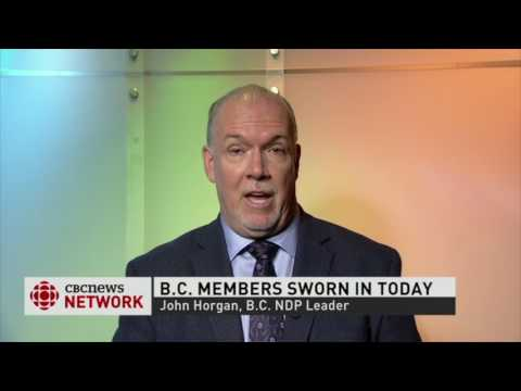 Premier in waiting? John Horgan talks about the prospects & policies of a BC New Democrat government