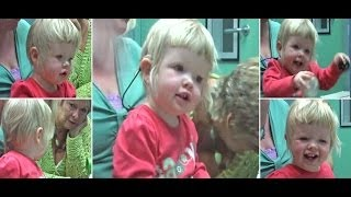 Bolivian toddler hears for the first time at MUSC