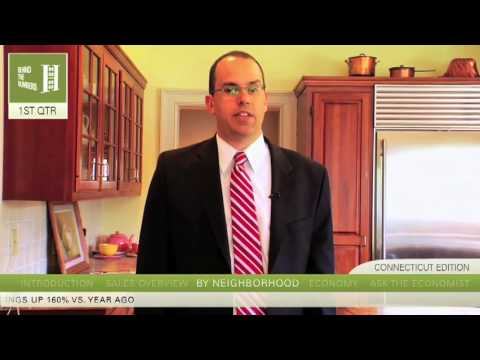 Halstead ProperTV Presents Behind the Numbers for Connecticut 1st Quarter 2010