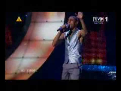 Boaz Mauda - The Fire In Your Eyes (ISRAEL)