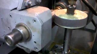 Изготовление шкива под зубчатый ремень HTD3(, 2016-02-03T15:40:45.000Z)