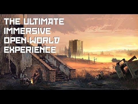 The Ultimate Open-World Experience - S.T.A.L.K.E.R.: Call of Chernobyl