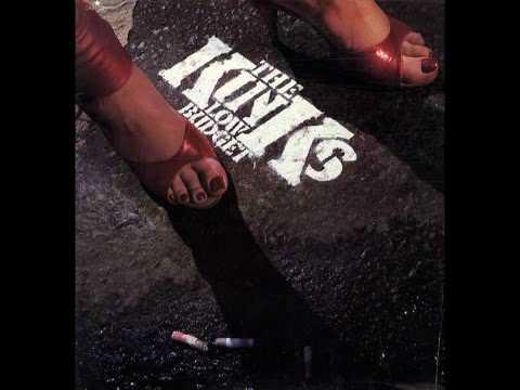 The Kinks - (Wish I Could Fly Like) Superman (Studio)