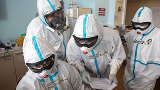 Ситуция обостярется мобилизация врачей Коронавирус в Питере