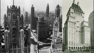 Зачем снесли античные небоскребы?