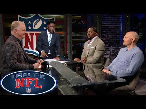 Week 11 Game Picks with Special Guest Bill Burr   Inside the NFL