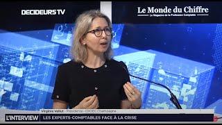 L'invité du 13 juillet 2020 : Virginie Vellut, Présidente du CROEC Champagne