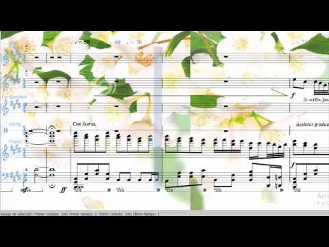 Musescore composition Chinese music JAZMIN