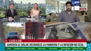 Sube el dólar blue: por qué se dispara el mercado paralelo