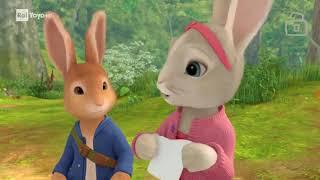 Rai YoYo Peter coniglio oggetti preziosi episodio 26