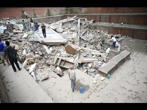 Nepal Earthquake, Teenage Boy Rescued After 4 Days