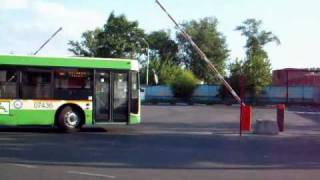 Moscow Buses 04.07.2010