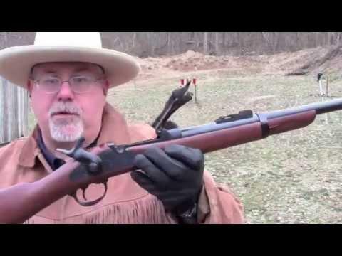Shooting The 1873 Trapdoor Springfield.mov