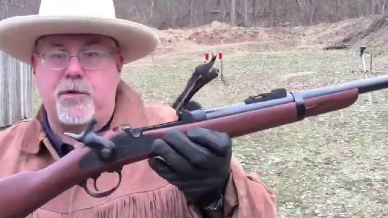 1st model 1873 trapdoor carbine