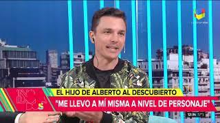 El Hijo De Alberto Fernández Al Descubierto