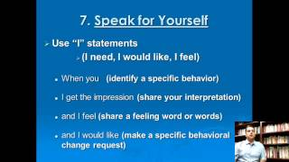 Session 1 Part 1: Communication