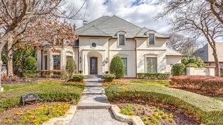5401 Miramar   Immaculate Colleyville Home