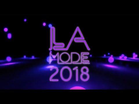 LA Mode 2018 Fashion Show