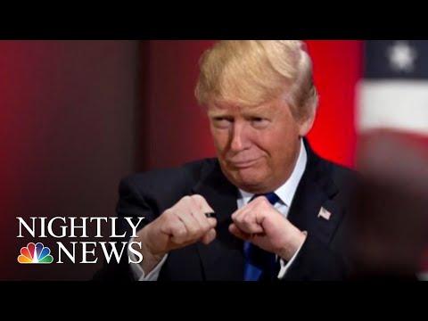 NY Attorney General Sues President Trump Foundation Alleging 'Unlawful' Activity | NBC Nightly News