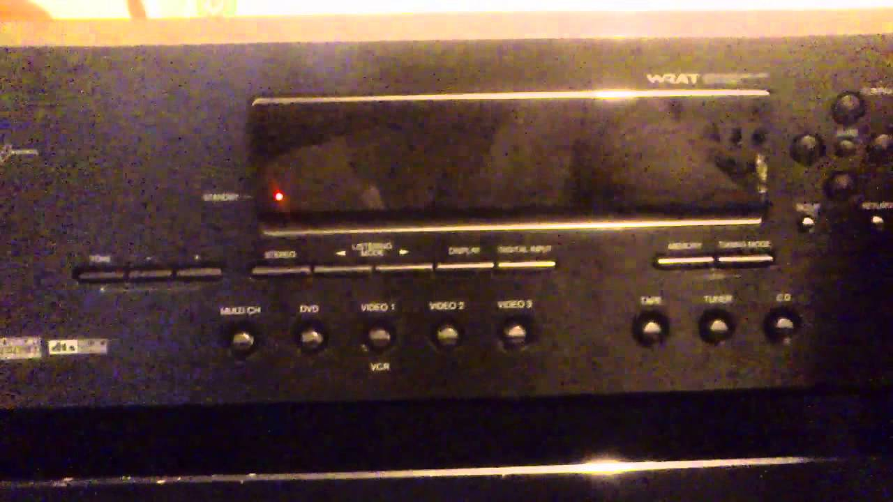 Onkyo TX-SR502 Support and Manuals