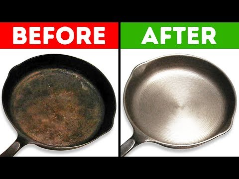 8 Simple Ways to Get Rid of Rust In 5 Minutes