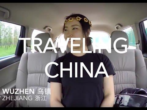 Vlog 53: Filming Beijing, Wuzhen, Hangzhou,  Xi'an, Huaibei, Shanghai