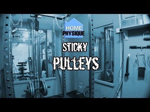 Fixing Sticky Power Rack Pulley Systems