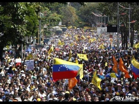 3 Dead As Gunfire Punctuates Venezuela Protests