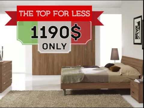 Bedroom Furniture Lebanon mobilitop italian bedroom offer - youtube