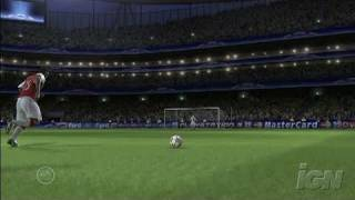 UEFA Champions League 2006-2007 Xbox 360 Trailer - Gameplay