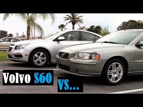 США/ Обзор последней из настоящих Volvo S60