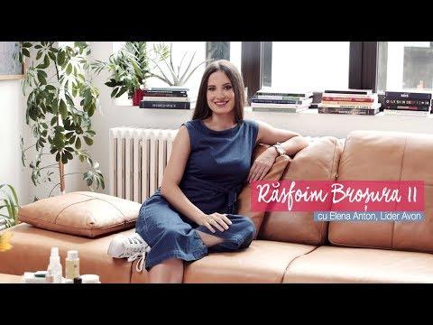 Răsfoim Broșura 11 Cu Elena Anton Lider Avon видео онлайн