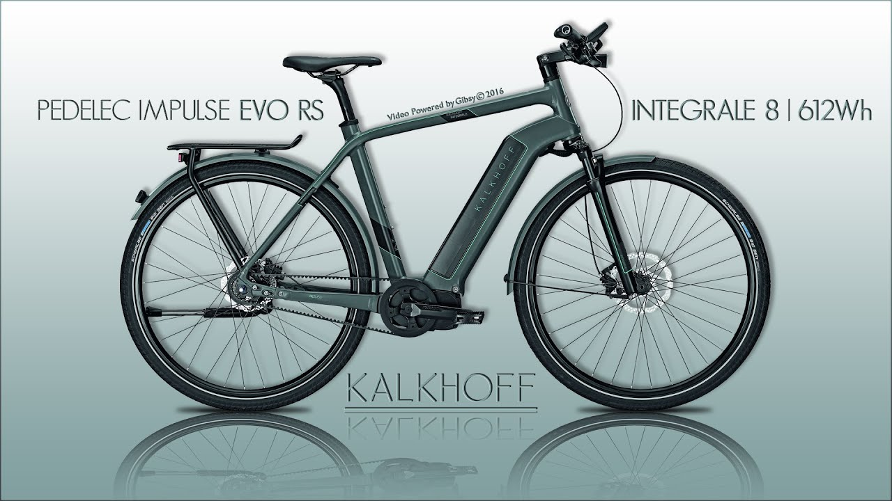 ebike kalkhoff integrale 8 612wh pedelec impulse evo rs. Black Bedroom Furniture Sets. Home Design Ideas