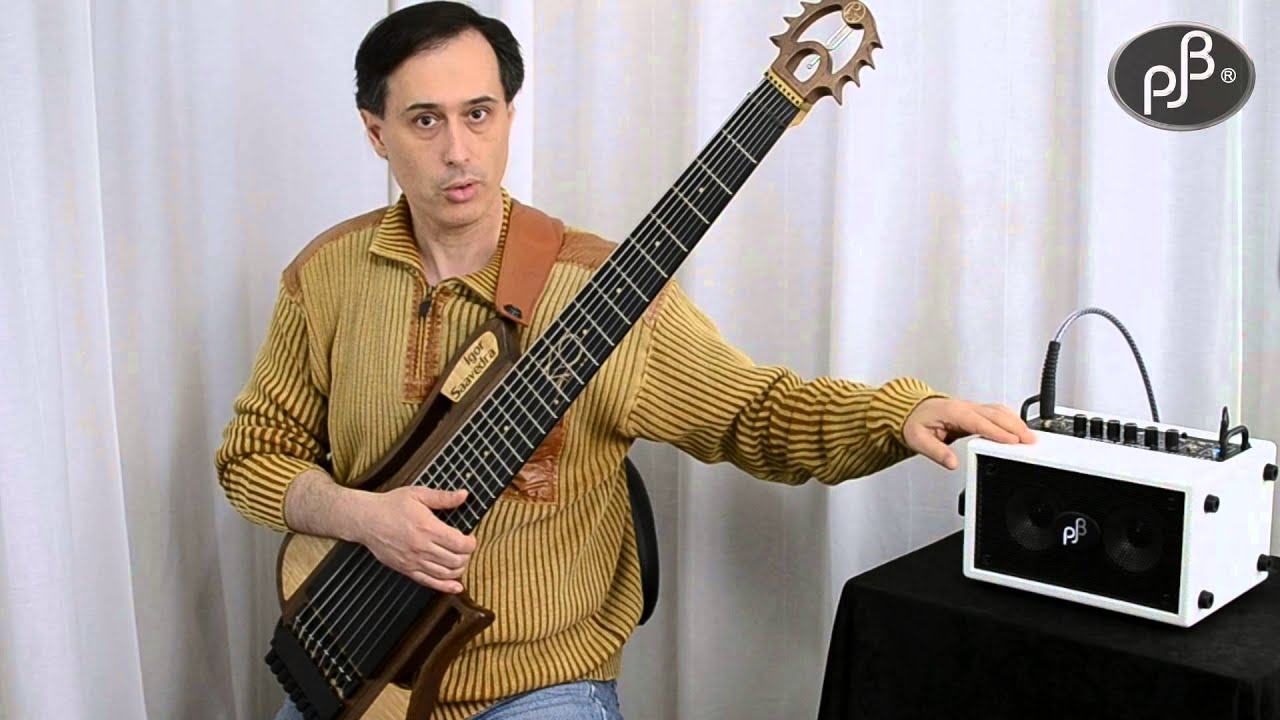 Phil Jones Double Four : phil jones double four amp played by igor saavedra youtube ~ Russianpoet.info Haus und Dekorationen