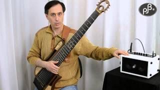 PHIL JONES Double Four Amp played by Igor Saavedra