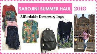 Sarojini Nagar Summer Haul I Affordable Dresses & Tops I Simi Bella