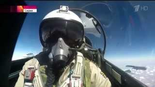 Итоги воздушной операции России в Сирии за месяц  Сирия сегодня