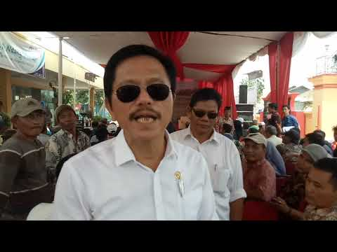 "Partai Gerindra, DPR RI BUNG RAMSON, ,""Demo Tekn. Bid. Pert. Varietas Unggul Litbang Batan"","
