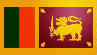 """Sri Lanka Matha"" - Sri Lanka National anthem Vocal"