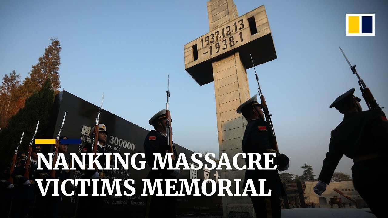China holds state memorial for Nanking massacre victims