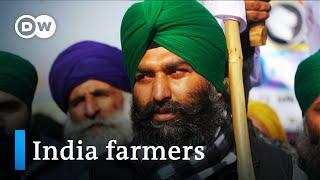 India's farmers vs. Modi's government: Who is right? | DW News