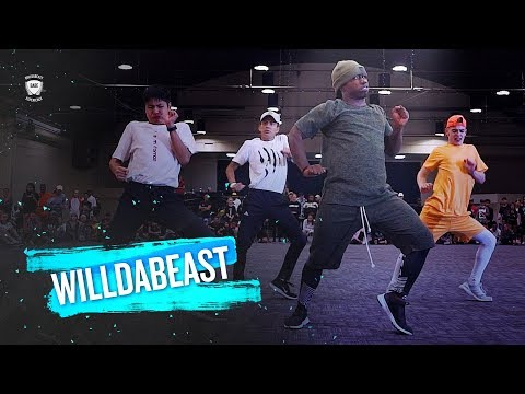 Willdabeast | Buildabeast 2017 | #BABE17 #wildamanoloremix