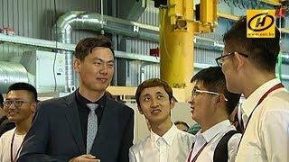 Студенты из Китая приехали в летнюю школу «Пояс Дружбы»