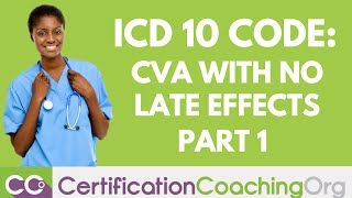 icd 10 codes for cva with no late effects   what is a cva part 1