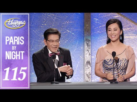 Paris By Night 115 – Nét Đẹp Á Đông / Asian Beauty (Full Program)