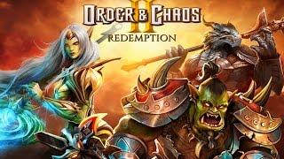 Test de Order & Chaos 2 pour iOS, Android et Windows Phone : World Of Warcraft sur mobile !
