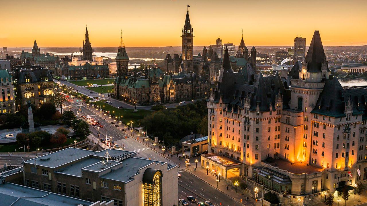 lugares mais baratos para morar no Canadá ottawa canada